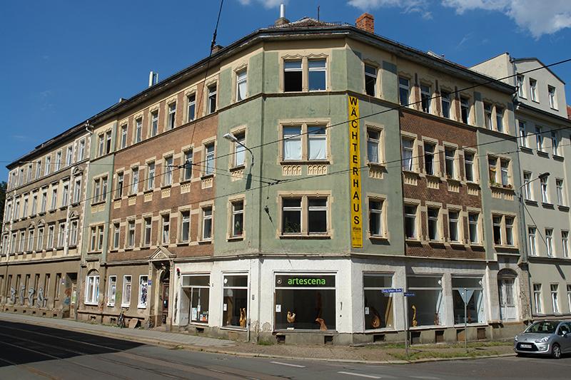 artescena #1:  Georg-Schwarz-Straße 70